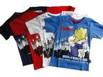 Jungen T-Shirt Restricted