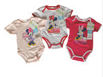 Disney Body kurzarm mit Minnie Maus Motiv