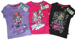 Monster High T-Shirt Ghouls Night Out NEU