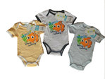 Disney Findet Nemo Baby Body kurzarm
