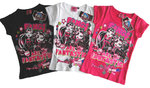 Monster High T-Shirt Fangs are fantastic