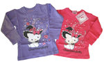 Langarmshirt Charmmy Kitty Shirt Halbmond