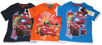 Disney Cars Neon T-Shirt Jungen