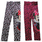 Disney Minnie Maus Leggings Leoparden-Look