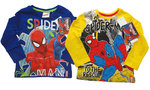 Kinder Spiderman langarm Shirt Spinnen Held
