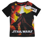 Star Wars Jungen T-Shirt Darth Vader Yoda