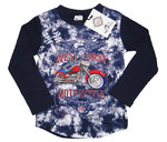 Jungen langarm Shirt East Coast Bike